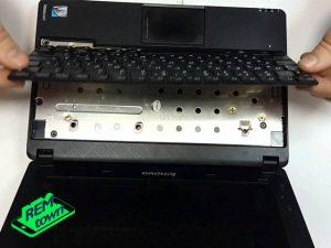 Замена клавиатуры ноутбука в Москве