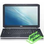 Ремонт ноутбука Dell latitude e5530