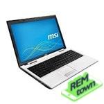 Ремонт ноутбука MSI CR61 2M