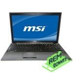 Ремонт ноутбука MSI GE40 2OL