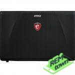 Ремонт ноутбука MSI GE60 2PC Apache