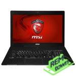 Ремонт ноутбука MSI GS60 2QE Ghost Pro 3K