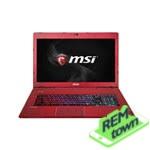 Ремонт ноутбука MSI GS70 2QE Stealth Pro