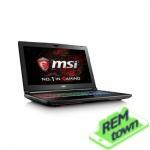 Ремонт ноутбука MSI GT602OJ Workstation