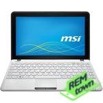 Ремонт ноутбука MSI S12T