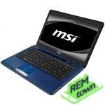 Ремонт ноутбука MSI cx480