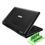 Ремонт ноутбука MSI gt60 2od