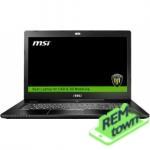 Ремонт ноутбука MSI gt70 0nh workstation