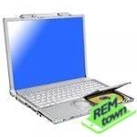 Ремонт ноутбука Panasonic TOUGHBOOK CF-Y7