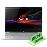 Ремонт ноутбука Sony VAIO Fit A SVF14N1J2R