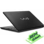 Ремонт ноутбука Sony VAIO Fit E SVF1521B1R