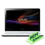 Ремонт ноутбука Sony VAIO Fit E SVF1521D1R