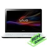 Ремонт ноутбука Sony VAIO Fit E SVF1521H1R