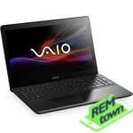 Ремонт ноутбука Sony vaio pro svp1321m9r