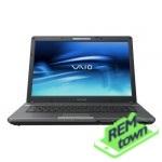 Ремонт ноутбука Sony vaio svt1312x1r