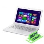 Ремонт ноутбука Sony vaio svt1313m1r