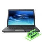 Ремонт ноутбука Sony vaio svz1311v9r