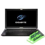 Ремонт ноутбука GIGABYTE P25W