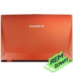 Ремонт ноутбука GIGABYTE P27K