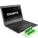 Ремонт ноутбука GIGABYTE P34G v2
