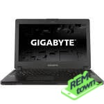 Ремонт ноутбука GIGABYTE P35G v2