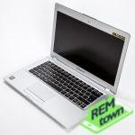 Ремонт ноутбука GIGABYTE U2442N