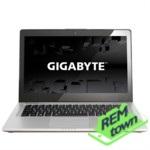 Ремонт ноутбука GIGABYTE U24F