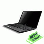 Ремонт ноутбука Packard Bell EasyNote LM86