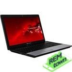 Ремонт ноутбука Packard Bell EasyNote TM86