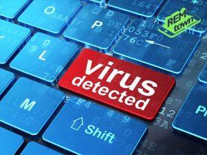 Очистка ноутбука от вирусов