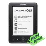 Ремонт электронной книги Digma е625