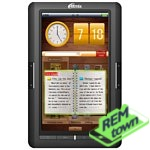 Ремонт электронной книги Ritmix rbk-423