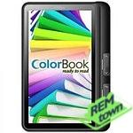 Ремонт электронной книги effire CityBook L600