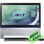 Ремонт моноблока Acer Aspire Z1650