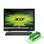 Ремонт моноблока Acer Aspire Z3620