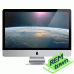 Ремонт моноблока Apple iMac 21,5'' (MB950)