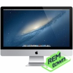 Ремонт моноблока Apple iMac 27'' (MC813)