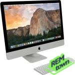 Ремонт моноблока Apple iMac 27'' (MD096)