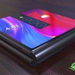 Xiaomi представила первый в мире гибкий смартфон с технологией двойного складывания